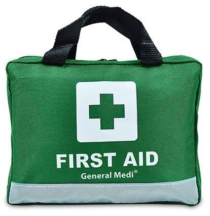General Medi 210 Piece First Aid Kit