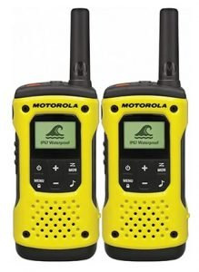 Motorola TLKR T92 H20 2-Way Radio