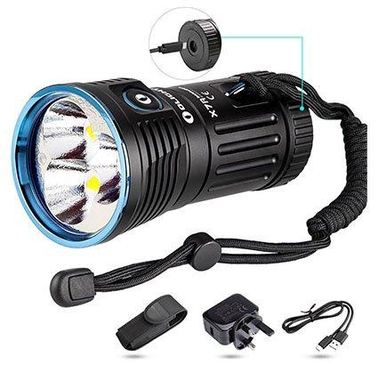 Olight X7R Bright Powerful LED Torch