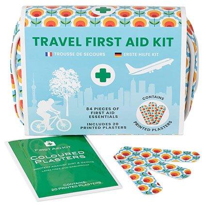 Yellodoor 84 Piece Mini Travel First Aid Kit