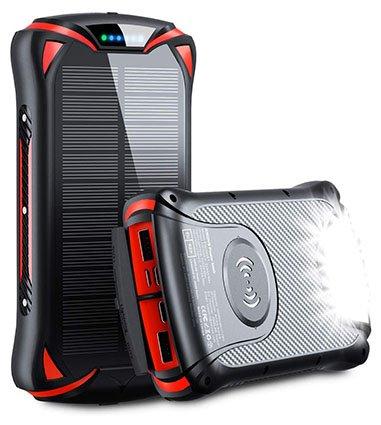 Aikove Wireless Portable Power Bank