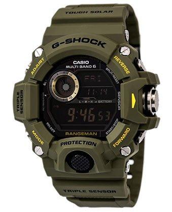 Casio GW9400 Rangeman Master Watch