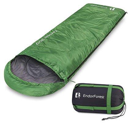 Endor Forest Sleeping Bag