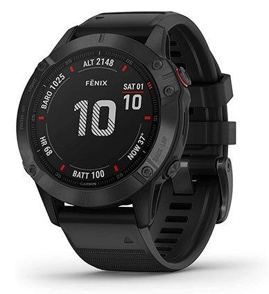 Garmin Fenix 6 Pro Multisport Watch