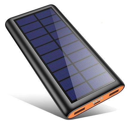 Kiloponen Solar Power Bank