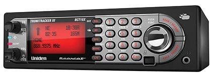 Uniden BCT15X Bearcat Scanner