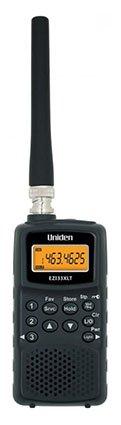 Uniden EZI 33 XLT AirBand Radio Scanner