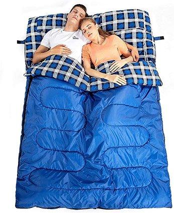 HeWolf Double Sleeping Bag
