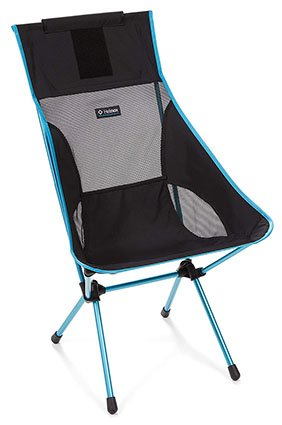 Helinox Sunset Chair - High-back, Compact, Folding Camping Chair