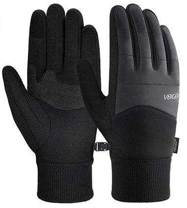VBIGER Unisex Winter Sports Thermal Gloves