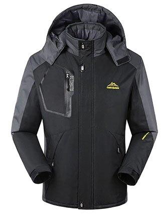 donhobo fleece jacket