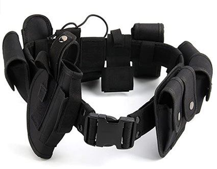 AllRight Police Guard Tactical Belt