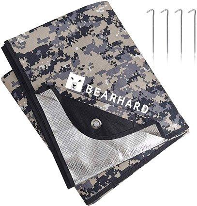 Bearhard 3.0 Heavy Duty Emergency Blanket