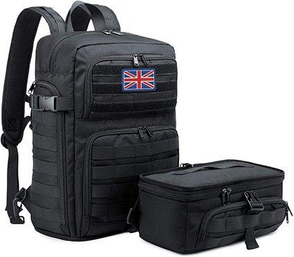 Bertasche Tactical Backpack 35 L Assault Trekking Rucksack