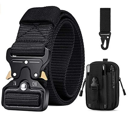 Bestkee Men Tactical Belt