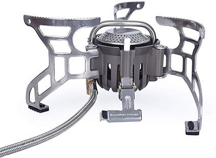 Boundless Voyage High Power Portable Lightweight Gas Stove