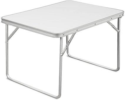 Deuba Folding Camping Table Transportable Garden Dining Tables