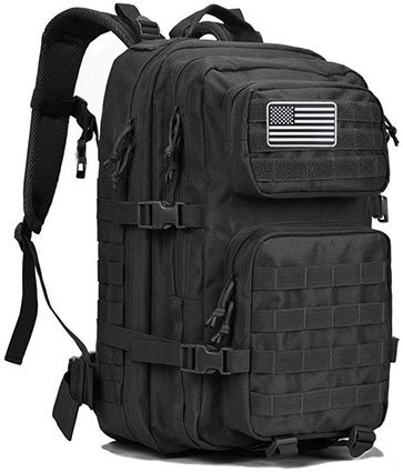 G4Free 40 L Military Tactical Backpack Large Army Assault Pack
