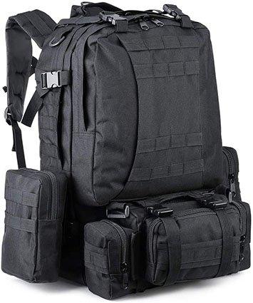 Zeadio Military Backpack