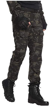 AKARMY Men's Military Tactical Cargo Pants