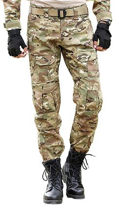 BWBIKE Men's Military Tactical Trousers