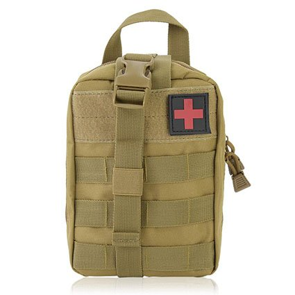 Homeriy Outdoor Rescue Bag Survival First Aid Kit