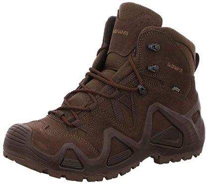 Lowa Zephyr Mid GTX Boot Dark Brown