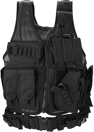ProCase Airsoft Tactical Vest