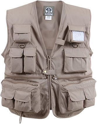 Rothco Uncle Milty's Travel Vest