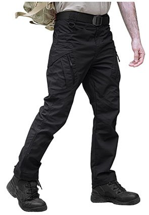 TACVASEN Military Cotton Men's Outdoor Hiking Trousers