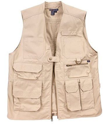 The 5.11 Tactical Poly-Cotton Taclite Pro Vest