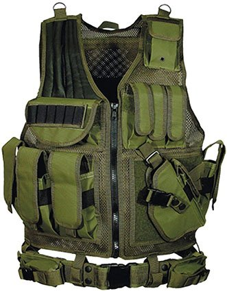 UTG Law Enforcement Tactical Vest