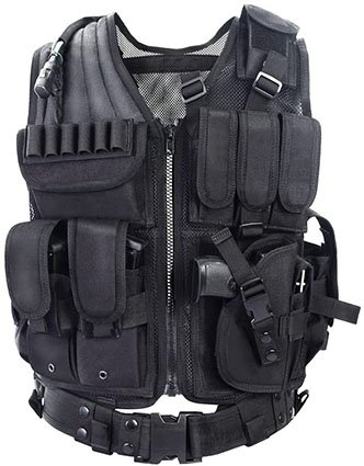 Yakeda Tactical Military Vest-VT-1063