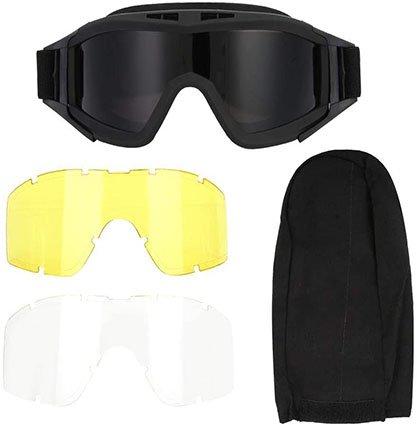 Alomejor Tactics Goggles