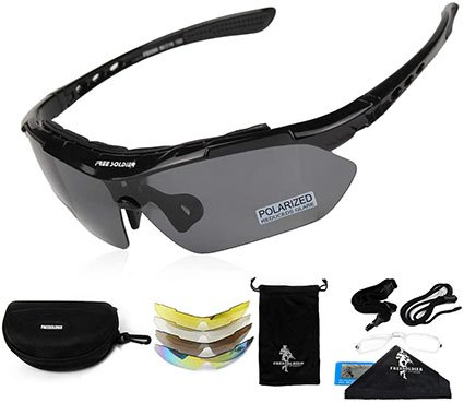FREE SOLDIER Sports Sunglasses