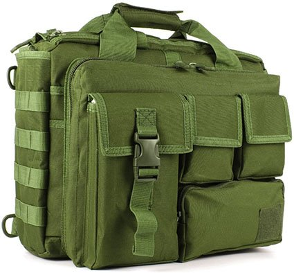 GES Multifunction Tactical Laptop Bag