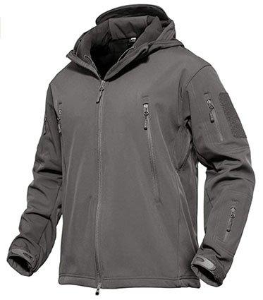 Kefitevd Military Tactical Fleece Jacket