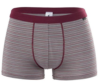 Knitlord Boxer Shorts Men's Boxers Bamboo Fiber