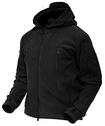 Magcomsen Military Tactical Fleece Jacket
