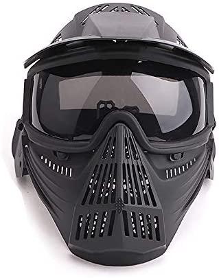 Sensong Tactical - Paintball - Airsoft Mask