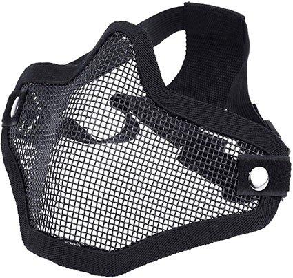 Sivenke Tactical Steel Mask