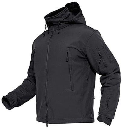 Tavasen Softshell Fleece Jacket