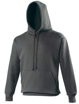 AWDis Men's Street Hooded Sweatshirt-Hoodie