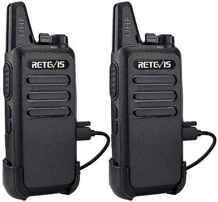 Retevis RT22 Mini Walkie Talkies