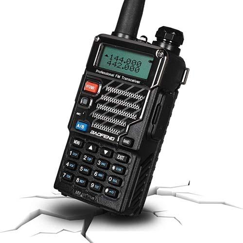 Baofeng UV-5R Long-Range Two-Way Radio